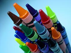 Crayons | Flat Rate Carpet Blog