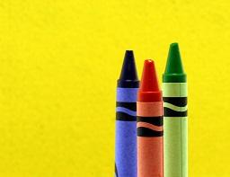 Crayons | Flat Rate Carpet Blog