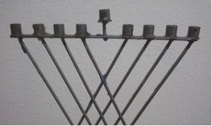 Hanukkah Menorah | Flat Rate Carpet Blog
