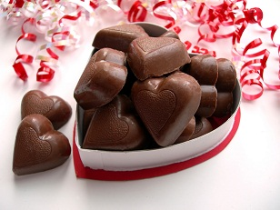 Valentines Chocolates | Flat Rate Carpet Blog