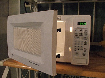 Microwave Cleaning   Flat Rate Carpet Blog