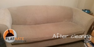 After Sofa Cleaning