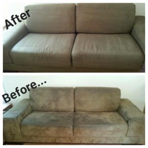 At Flat Rate Carpet We Pride Ourselves On Our Ability To Bring Back Old Sofas From The Dead Here Is A Worn Out Sofa In New Jersey Which Made Look As